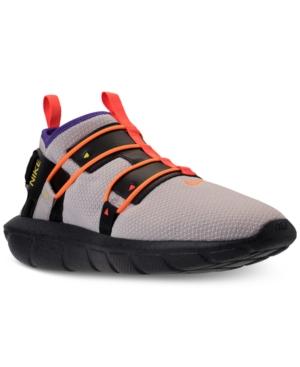 b913f379ffe Nike Men S Vortak Casual Sneakers From Finish Line In Desert Sand Total  Orange-