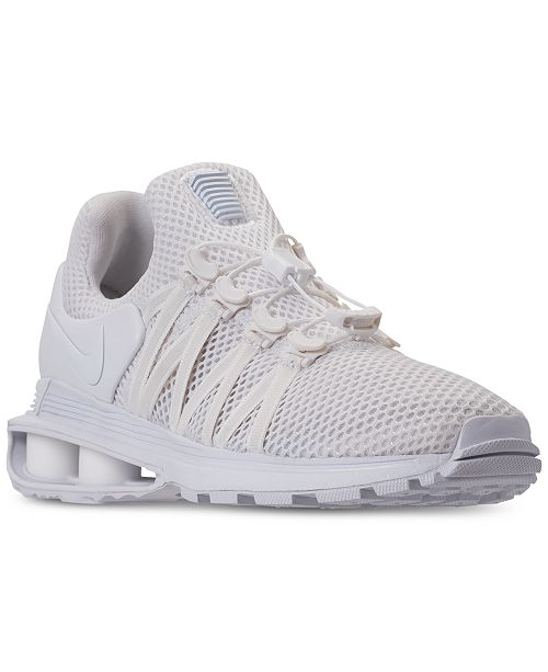 Nike Women s Shox Gravity Casual Sneakers from Finish Line   Reviews ... 19b0ef276