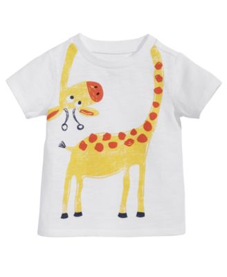 Baby Boys Graphic-Print Cotton T-Shirt, Created for Macy's