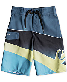 Quiksilver Little Boys Slash Fade Board Shorts
