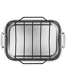 Le Creuset Small Roaster & Non-Stick Rack