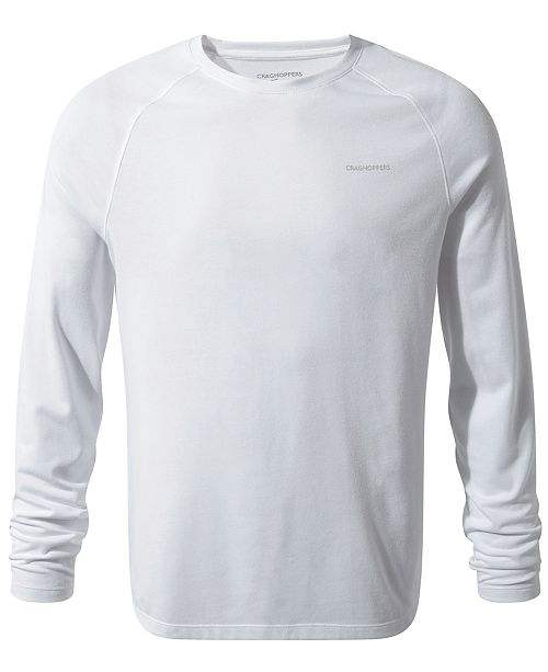 Craghoppers Men's NosiLife Bayame Long-Sleeve Shirt from Eastern Mountain Sports