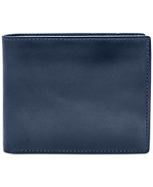 Fossil Men's Paul RFID-Blocking Leather Ombré Bifold Wallet