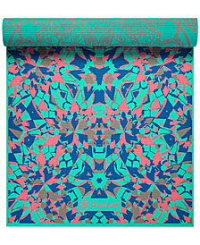 Gaiam Printed 5mm Yoga Mat