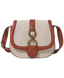 Lauren Ralph Lauren Barrington Saddle Bag