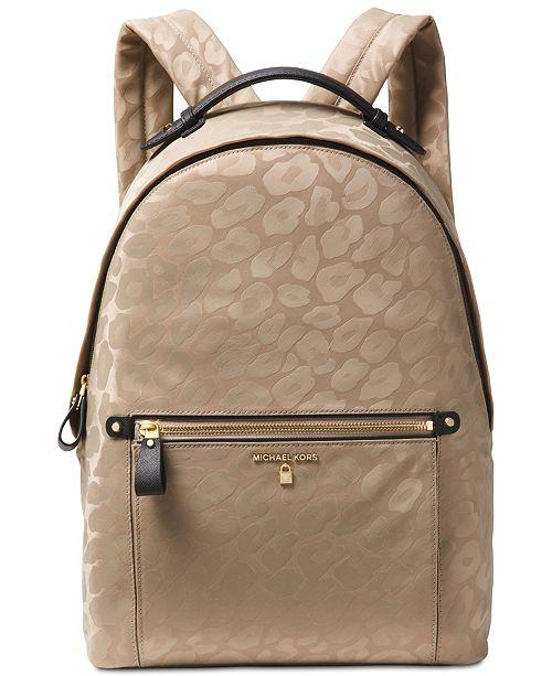 d41601b5d3d20 Michael Kors Kelsey Large Backpack  Michael Kors Kelsey Large Backpack ...