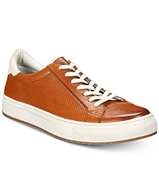 Kenneth Cole New York Men's Don Perforated Leather Sneakers