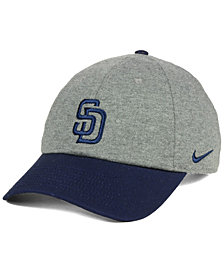 Nike San Diego Padres 2 Tone Heather Cap