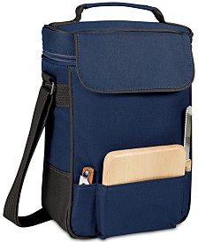 Legacy® by Picnic Time 4-Pc. Duet Wine & Cheese Tote