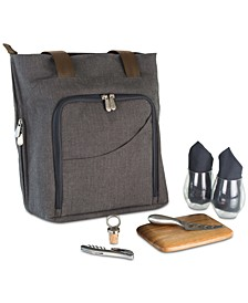Legacy® by 9-Piece Sonoma Wine & Cheese Picnic Tote