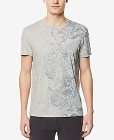 Buffalo David Bitton Men's Wrap-Around Graphic-Print T-Shirt