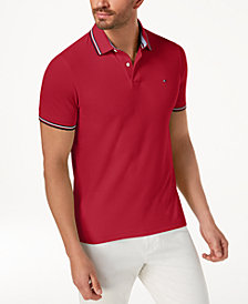 Tommy Hilfiger Men's Winston Classic Fit Polo, Created for Macy's
