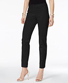 Alfani PRIMA Slim-Leg Ankle Pants, Created for Macy's