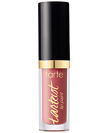 Receive a FREE Deluxe Tarteist™ Quick Dry Matte Lip Paint with any $30 Tarte purchase