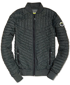 Superdry Men's Fuji Nylon Bomber Jacket