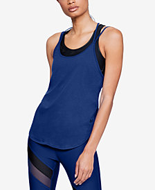 Under Armour Strappy-Back Tank Top