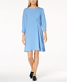 Weekend Max Mara Ricera Boat-Neck Dress