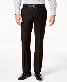 Kenneth Cole Men's Twill Dress Pants