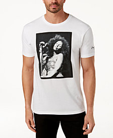 Sean John Men's Chaka Khan White Party Graphic-Print T-Shirt