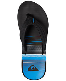 Quiksilver Men's Carver Printed Sandals