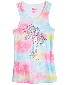 Epic Threads Big Girls Cotton Tank Top, Created for Macy's
