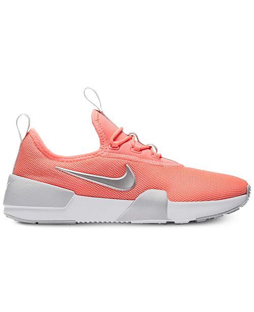 99ed8f9501 Nike Big Girls' Ashin Modern Casual Sneakers from Finish Line ...