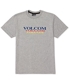 Volcom Big Boys Graphic-Print T-Shirt
