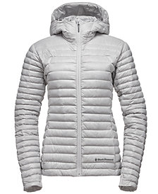 Black Diamond Women's Forge Hoodie from Eastern Mountain Sports