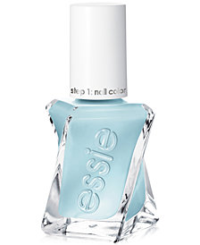 essie Gel Couture Reem Acra Designer Nail Polish Collection