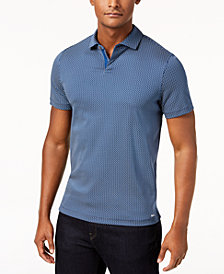 Michael Kors Men's Interlock Polo