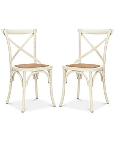 Maisie Farm Chair (Set Of 2), Quick Ship