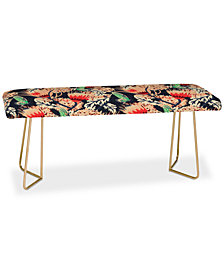 Deny Designs Holli Zollinger Boheme Butterfly Bench