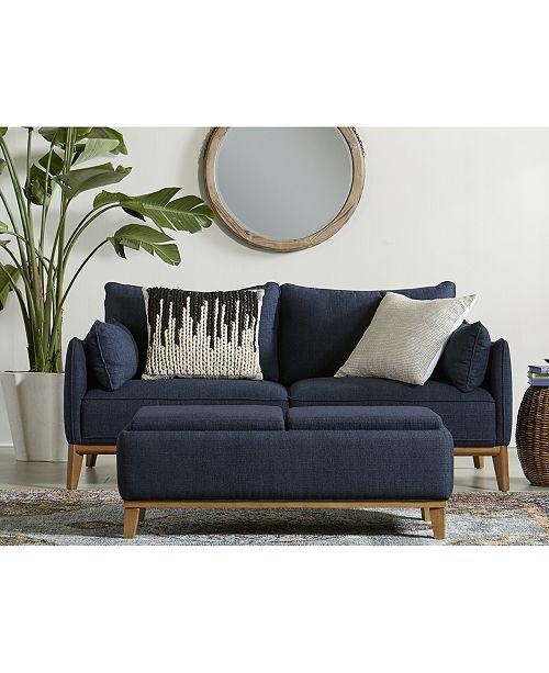 Macys Furniture Columbus Ohio: Furniture Jollene Fabric Sectional And Sofa Collection