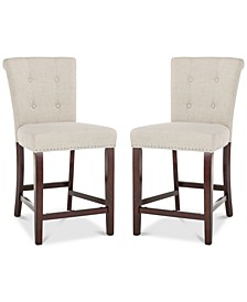 Oston Counter Stool (Set Of 2)