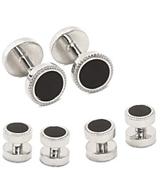 Men's Reversible Cuff Link Set, Created for Macy's