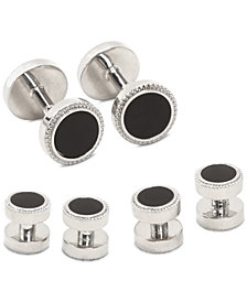 Ryan Seacrest Distinction™ Men's Reversible Cuff Link Set, Created for Macy's
