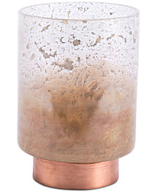 Zuo Eliza Translucent & Copper Large Vase