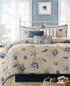 Bayside 7-Pc. California King Comforter Set