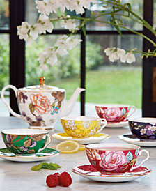 Wedgwood Tea Garden Collection