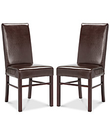 Clyde Side Chair (Set Of 2), Quick Ship