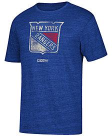 CCM Men's New York Rangers Bigger Logo T-Shirt