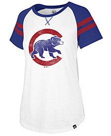 '47 Brand Women's Chicago Cubs Flyout T-Shirt