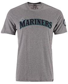 '47 Brand Men's Seattle Mariners Fieldhouse Basic T-Shirt