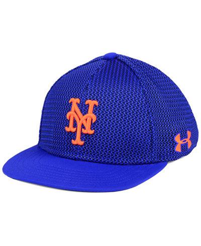 Under Armour Boys' New York Mets Twist Cap