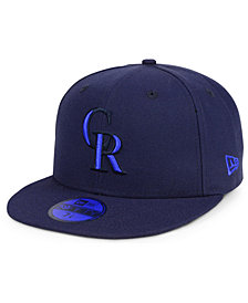 New Era Colorado Rockies Prism Color Pack 59Fifty Fitted Cap
