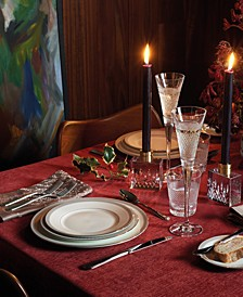 Olann Platinum Dinnerware Collection