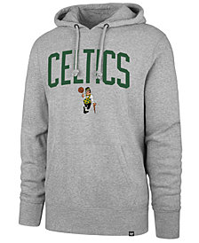'47 Brand Men's Boston Celtics Pregame Headline Hoodie