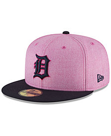 New Era Detroit Tigers Mothers Day 59Fifty Fitted Cap