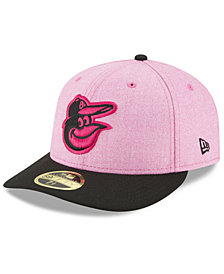 New Era Baltimore Orioles Mothers Day Low Profile 59Fifty Fitted Cap