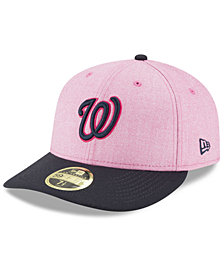 New Era Washington Nationals Mothers Day Low Profile 59Fifty Fitted Cap